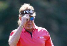 Miguel Ángel Jiménez toma posiciones en el comienzo del US Senior Open. Es 6º a tres de la cabeza