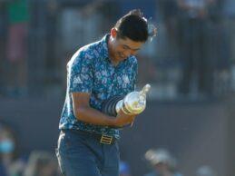 Collin Morikawa, el aventajado de la Generación Z. El angelino rompe moldes con sólo 24 años