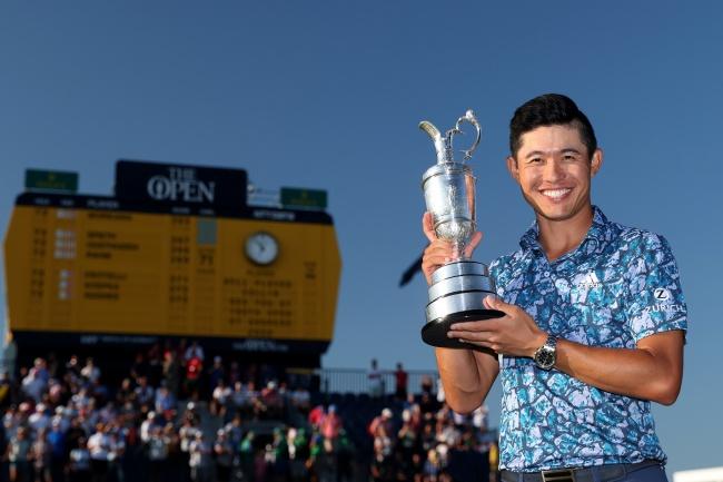 PGA Tour, European Tour, The Open, Royal St George, Collin Morikawa,