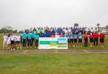 El equipo Real Club de Golf Valderrama, se impone en el XXII Pro Am Costa del Golf Turismo
