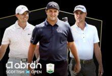 Jon Rahm, de cabeza al partidazo de los primeros 36 hoyos en Escocia con Rory McIlroy y Justin Thomas