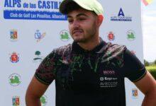5 españoles, con el local Ruben Pardo, a dos golpes de la cabeza en el Alps de las Castillas en Albacete