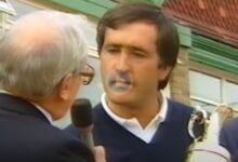¿Recuerdas… la exhibición de Seve el último día del Open de 1988 para llevarse la Jarra de Clarete?