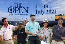 5 españoles a la conquista de The Open, último Major del año con la Jarra de Clarete en juego