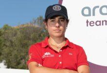 Ana Peláez ya es profesional: «Es un sueño hecho realidad. Me gustaría jugar la LPGA y el LET»
