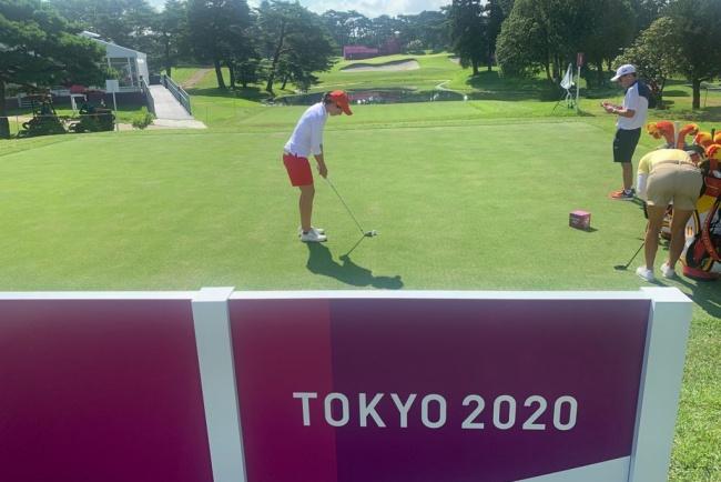 Carlota Ciganda, Juegos Olimpicos 2020, Kasumigaseki, LET, LPGA,