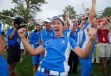 Carlota Ciganda jugará su 5ª Solheim Cup. Será la única española en el Inverness Golf Club de Ohio