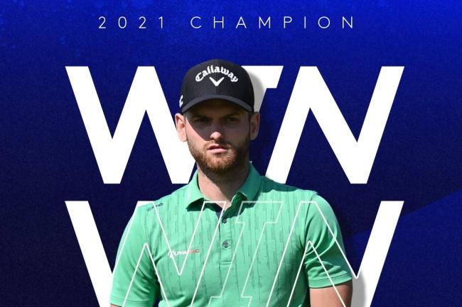 Cañi remata un gran torneo en Irlanda del Norte y suma un enorme podio en el triunfo de Gavins