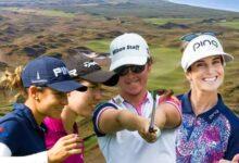 Los links de Dumbarnie aguardan a ocho españolas. La Armada Femenina, a por el Abierto Escocés