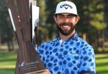 Van Rooyen se estrena en la gira con el Barracuda y se gana con honores la tarjeta del PGA Tour