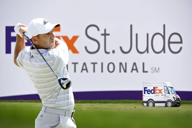 Sergio García a la conquista del WGC-FedEx St. Jude Invit., prueba de las Series Mundiales (WGC)