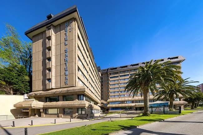 Hotel Santemar: una apuesta segura en Santander ubicado en pleno corazón de El Sardinero