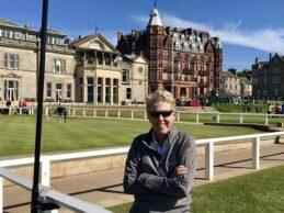 Marta Figueras-Dotti, presidenta del LET, primera golfista española en entrar en el Salón de la Fama
