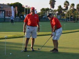 Luis Nuñez y Alberto Gutierrez vencen en la quinta prueba del Sotogrande Golf Challenge