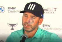 Sergio García: «Meterme entre los 30 mejores del PGA ha sido la guinda a una buena temporada»