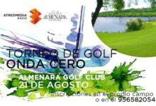 El circuito nacional de golf de Onda Cero llega a Almenara