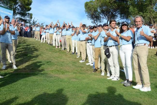 Voluntarios Open de España 2019