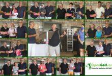 OpenGolf cierra su X Torneo con un enorme éxito. Más de 100 golfistas con premio en Font del Llop