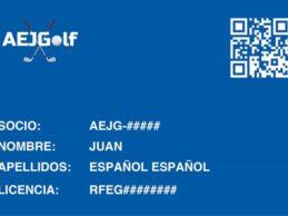 La AEJGolf rebasa la barrera de los 7.000 socios en agosto. Madrid (más de 3.000) la que más aporta