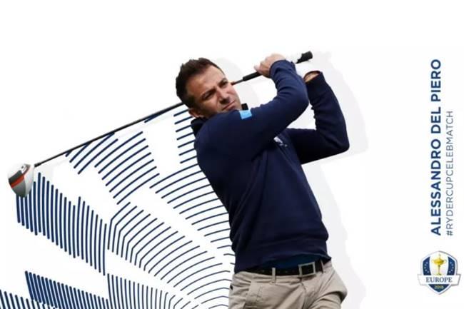 Del Piero, Kukoc, Felton… también intentarán batir a los estadounidenses en la 'Ryder Cup Celebrities'