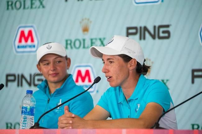 Carlota Ciganda Solheim Cup 2021 declas