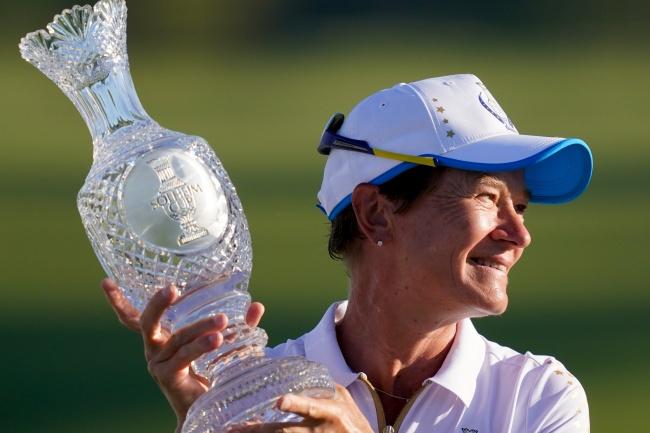 Catriona Matthew, LET, LPGA, Solheim Cup,