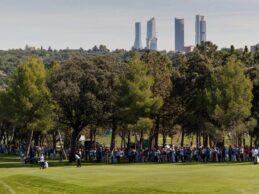 El Club de Campo Villa de Madrid, joya de Arana, acoge por décima vez el ACCIONA Open España