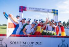 El equipo europeo defenderá la Solheim Cup 2023 en la Costa del Sol, Andalucía. 18 al 24 septiembre