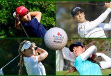 Cuatro españolas viajan a Oregón a la conquista del Portland Classic: Carlota, Azahara, Luna y Nuria