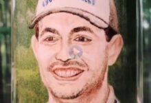 ¡WOW! Con esta gran obra de arte el PGA Tour anunció que Cantlay era el Jugador del Año