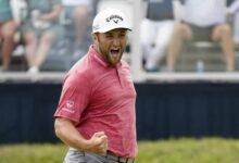 Jon Rahm, primer español en obtener el premio de mejor jugador del año de la PGA de América