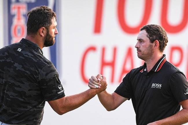 Jon Rahm y Patrick Cantlay Tour Championship 2