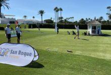 Basagoiti y Álvarez-Rendueles vencen en la 6ª y definitiva prueba del Sotogrande Golf Challenge