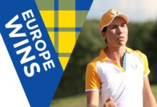Europa lo fía todo a la inspiración en los fourballs y acudirá con ventaja a los individuales (7-9)