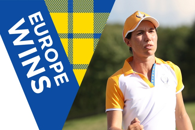LPGA, Ladies European Tour, Solheim Cup, Carlota Ciganda,