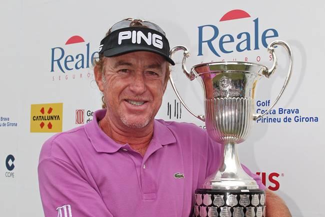 Miguel Angel Jimenez Open de España 2014