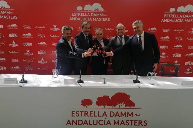El Estrella Damm N.A. Andalucía Masters estrena normalidad en el RC Valderrama dos años después
