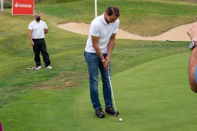 Rafa Nadal Santander Golf