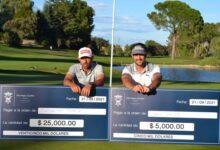 Sebastián García obtiene billete al WW Technology Championship del PGA Tour y un cheque de $25.000