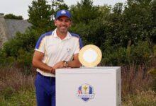 Sergio García y Dustin Johnson premiados por la deportividad y el trabajo en equipo en la Ryder Cup