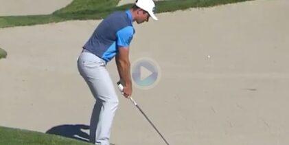 El PGA Tour despide la temporada 20/21 con los mejores golpes desde los bunker de calle