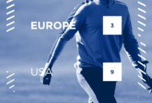 ¡Europa lanza el S.O.S. ante un huracán llamado Team USA! Los locales vencen por 9-3 en el ecuador