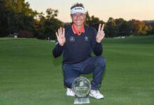 Langer llega a los 42 triunfos en el Champions Tour y se convierte en el ganador más longevo