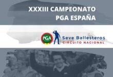El campo gallego del Real Club de Golf de La Coruña acoge el XXXIII Campeonato de la PGA de España