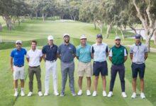 La fiesta del Golf continúa en España con el Estrella Damm N.A. Andalucía Masters en el RC Valderrama