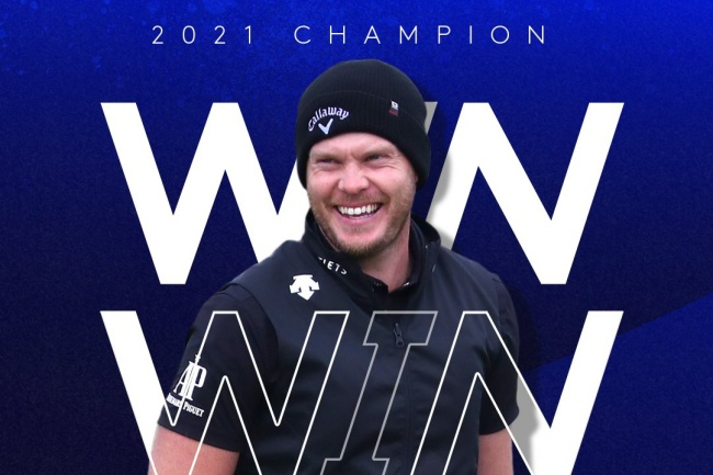 European Tour, Alfred Dunhill Links, Old Course St Andrews, Danny Willett,