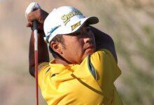Matsuyama lidera el millonario ZOZO Champ. bajo el frio y la lluvia japonesa después de 36 hoyos
