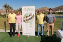 Golf y Solidaridad se dan la mano en Font del Llop en el VII Torneo Halloween (Infancia sin Fronteras)