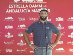 Jon Rahm: «Lo daré todo para que el PGA Tour y el European Tour hagan un torneo en Valderrama»