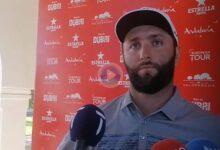 Jon Rahm, tras firmar 78 golpes en Valderrama: «No me queda margen de error. Lo he gastado todo»